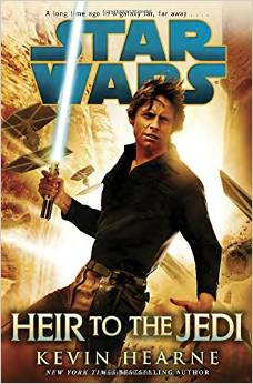 Heir to the Jedi Review