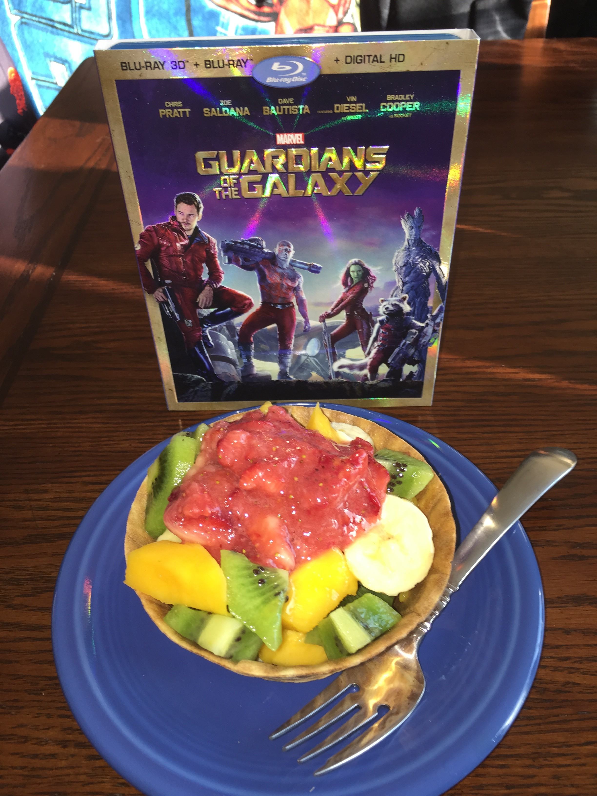 Dinner and a Disney Movie: Marvel Cinematic Universe Phase Two... so far