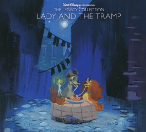 Lady and the Tramp Legacy Collection