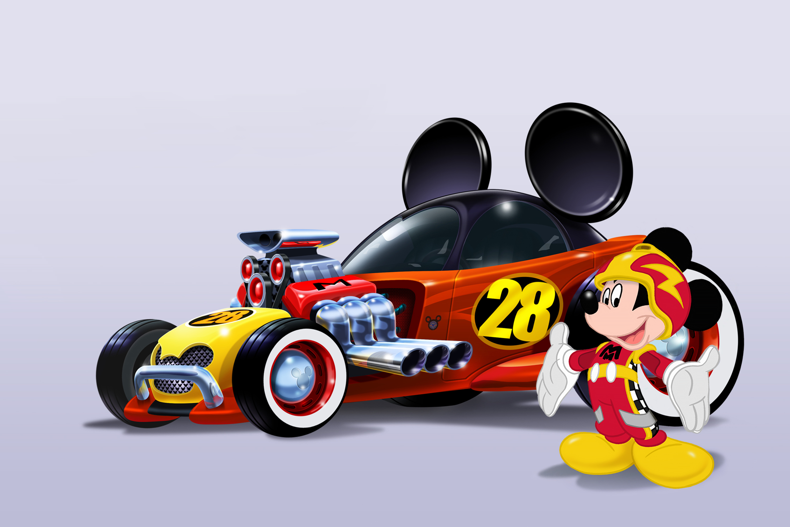 Mickey and the Roadster Racers to Premiere on Disney Junior in 2017