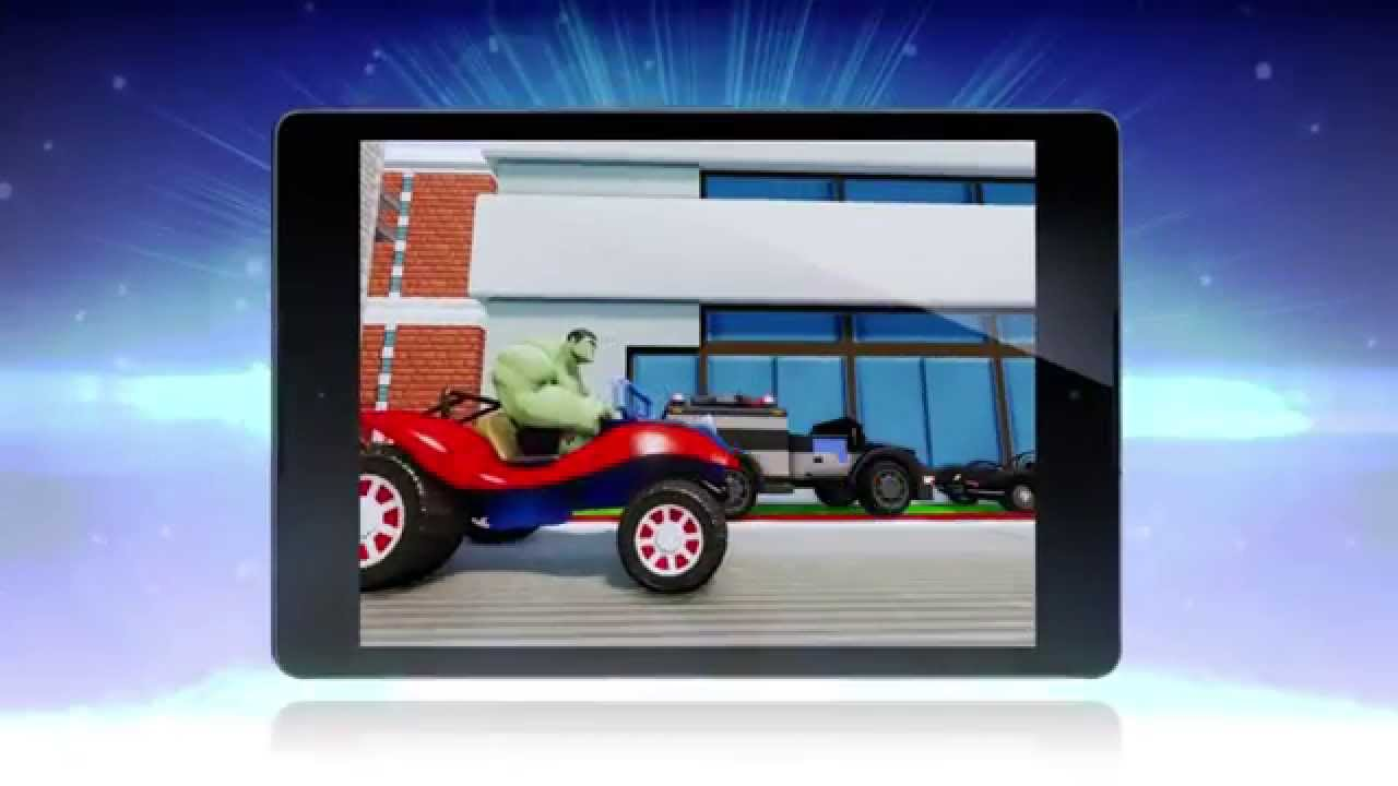Disney Infinity: Toy Box 2.0 Launches for Android