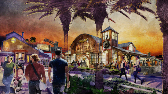 New Indiana Jones Themed Lounge Coming to Downtown Disney
