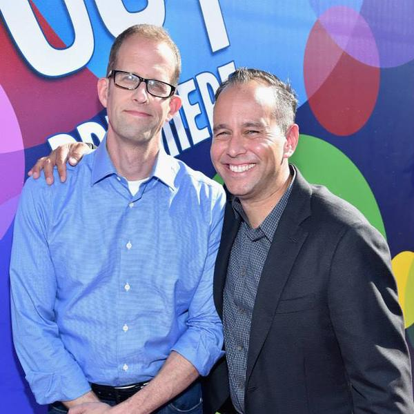 Inside Out with Pete Docter and Jonas Rivera