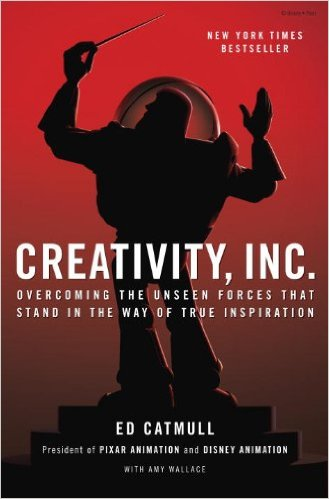 Review: Creativity Inc