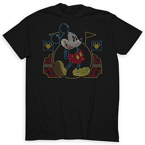 Electrical Parade Shirts Available from Disney Store