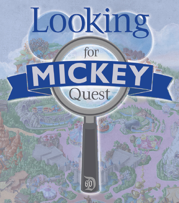 "Disneyland Resort Launching ""Looking for Mickey"" Quests"