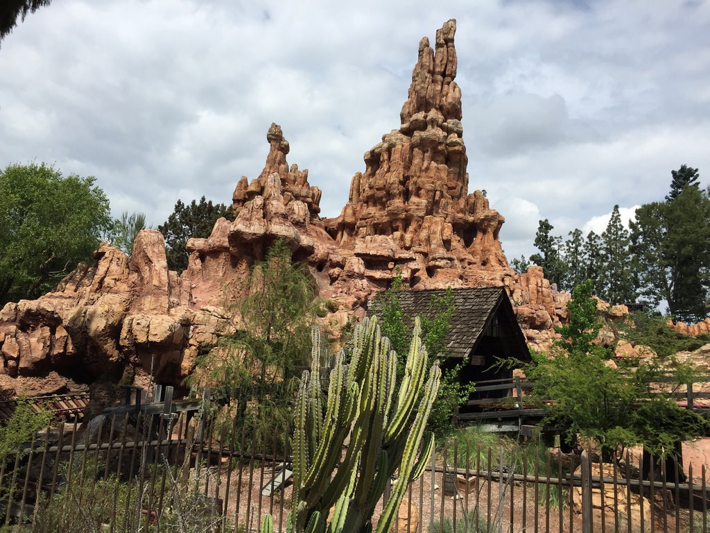 Big Thunder Disneyland