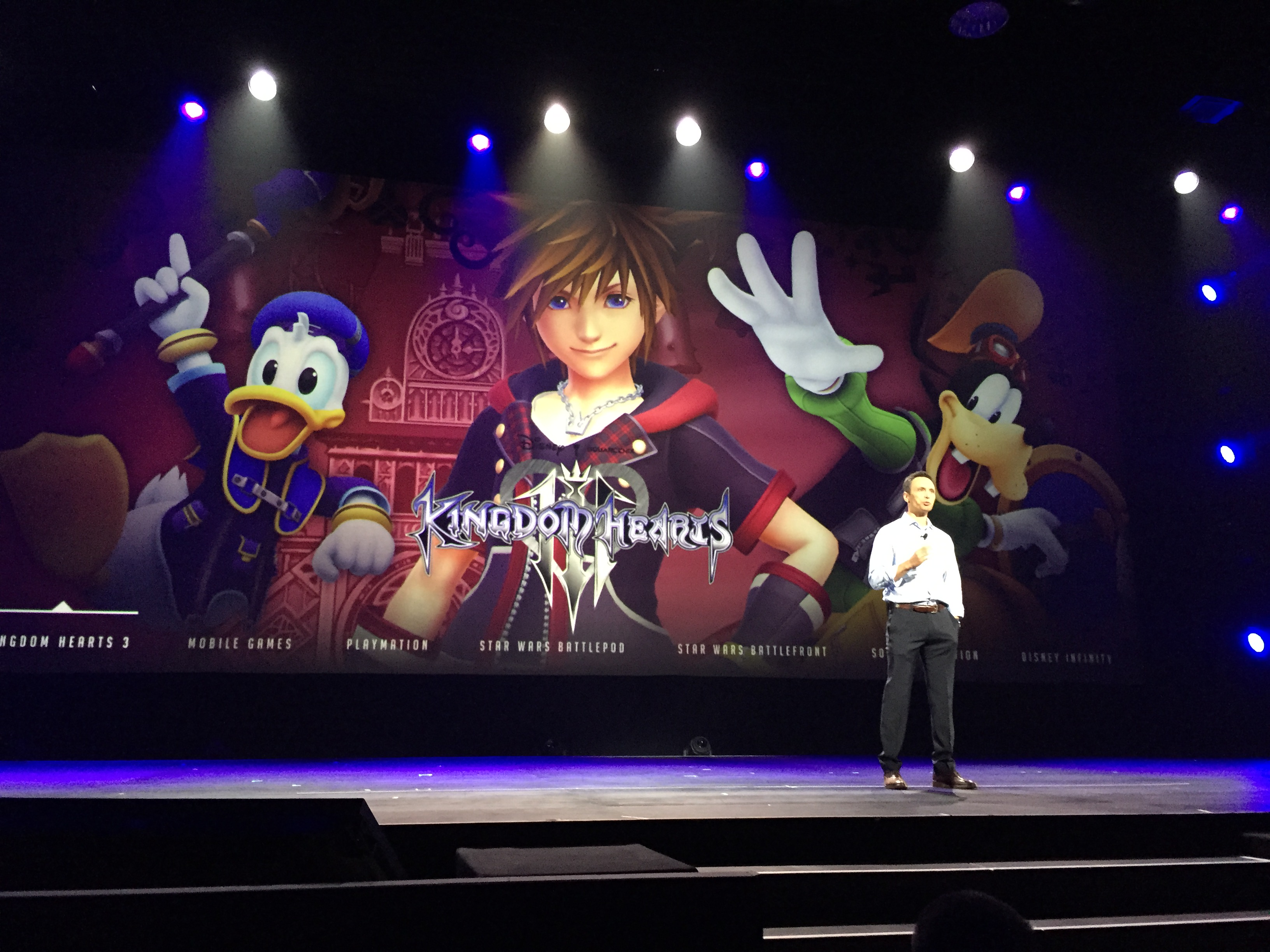 D23 Expo: Disney Interactive