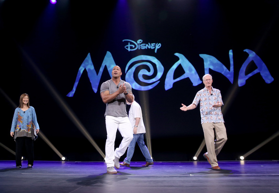 D23 Expo: Disney and Pixar Animation