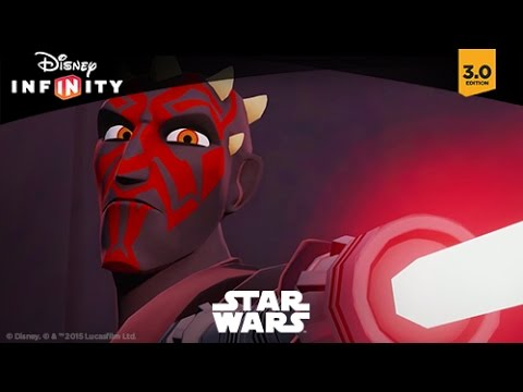 Trailer for Disney Infinity Star Wars Twilight of the Republic Play Set Released