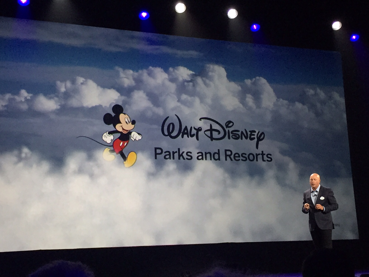 D23 Expo: Parks & Resorts