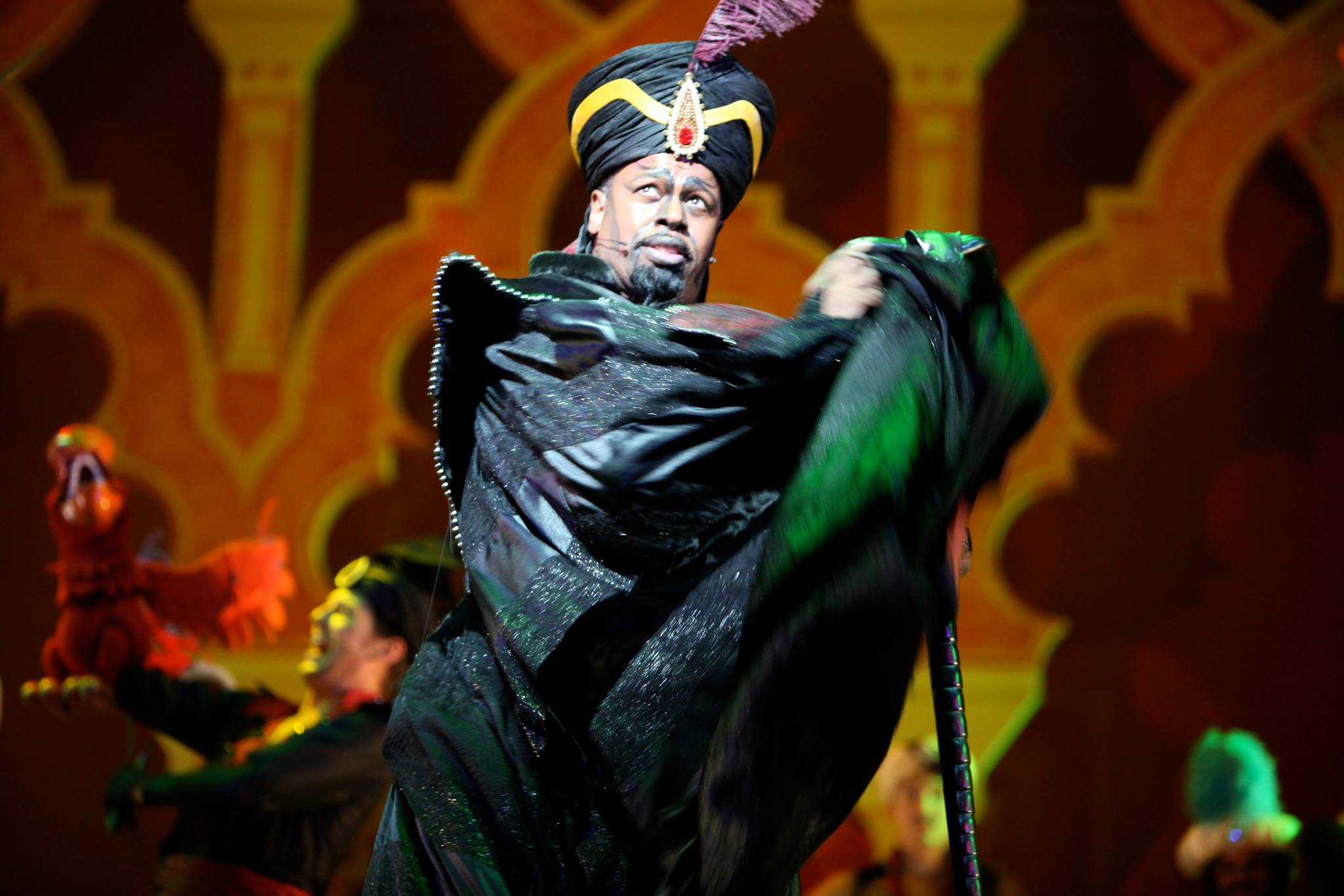 Aladdin Show's Original Jafar Comments on Its Closure