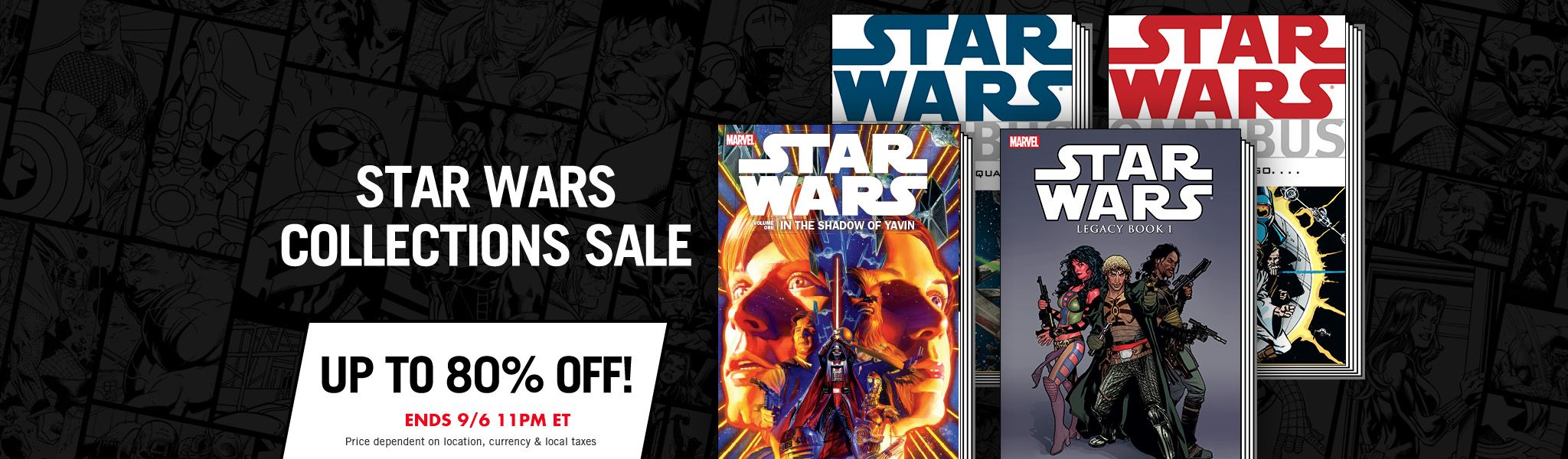 ComiXology Puts Star Wars Comics On Sale for Force Friday