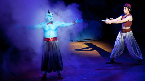 Frozen to Replace Aladdin Show at DCA in 2016