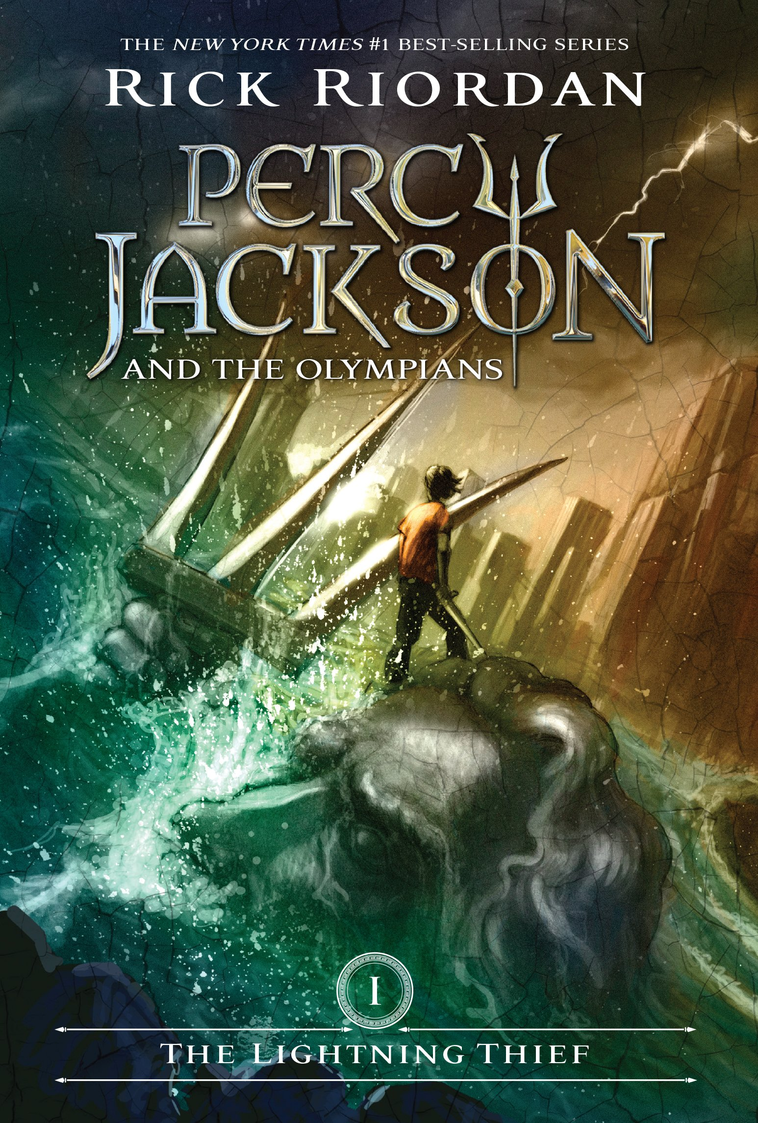 A Road Trip Across America with Percy Jackson