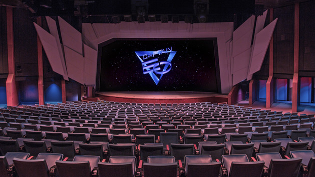 Captain EO to Make Way for Disney and Pixar Shorts