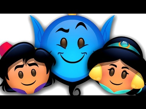 Aladdin As Told By Emojis