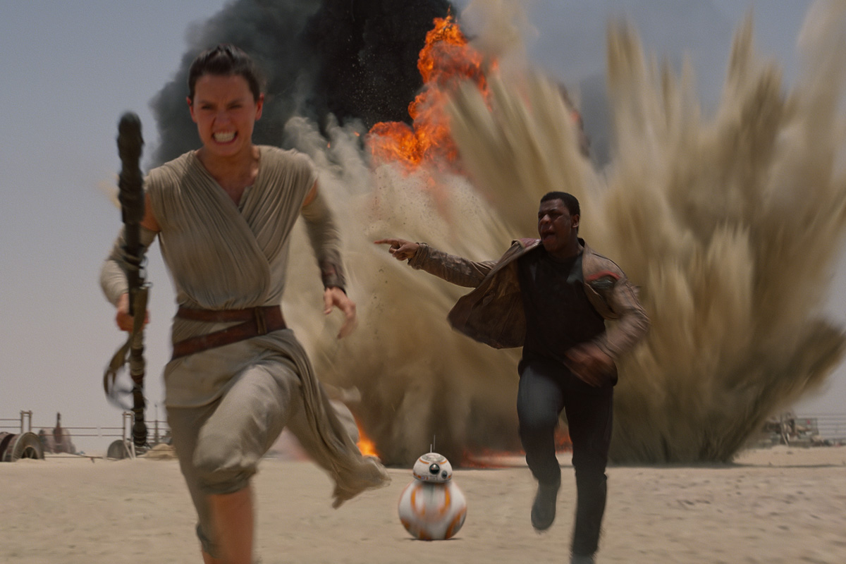 The Very, Very First Completely Spoiler Free Star Wars: The Force Awakens Impressions