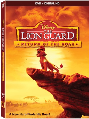 The Lion Guard Comes to DVD