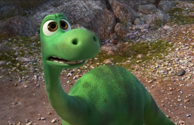 The Good Dinosaur Box Office Disappoints in Its Second Weekend