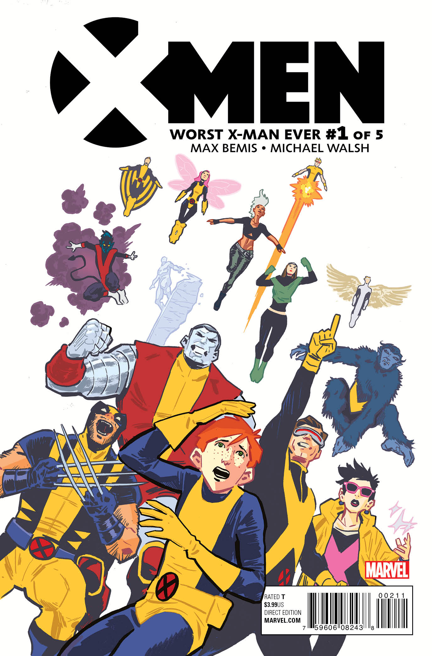 New Look at Worst X-Men Ever