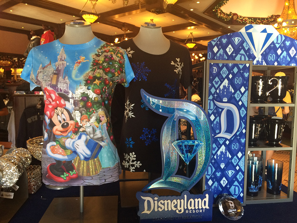 Disney Parks Holidaytime Merchandise: Apparel and Ornaments