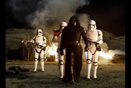 Star Wars Could 'Force' Its Way into Critics' Choice Nominations