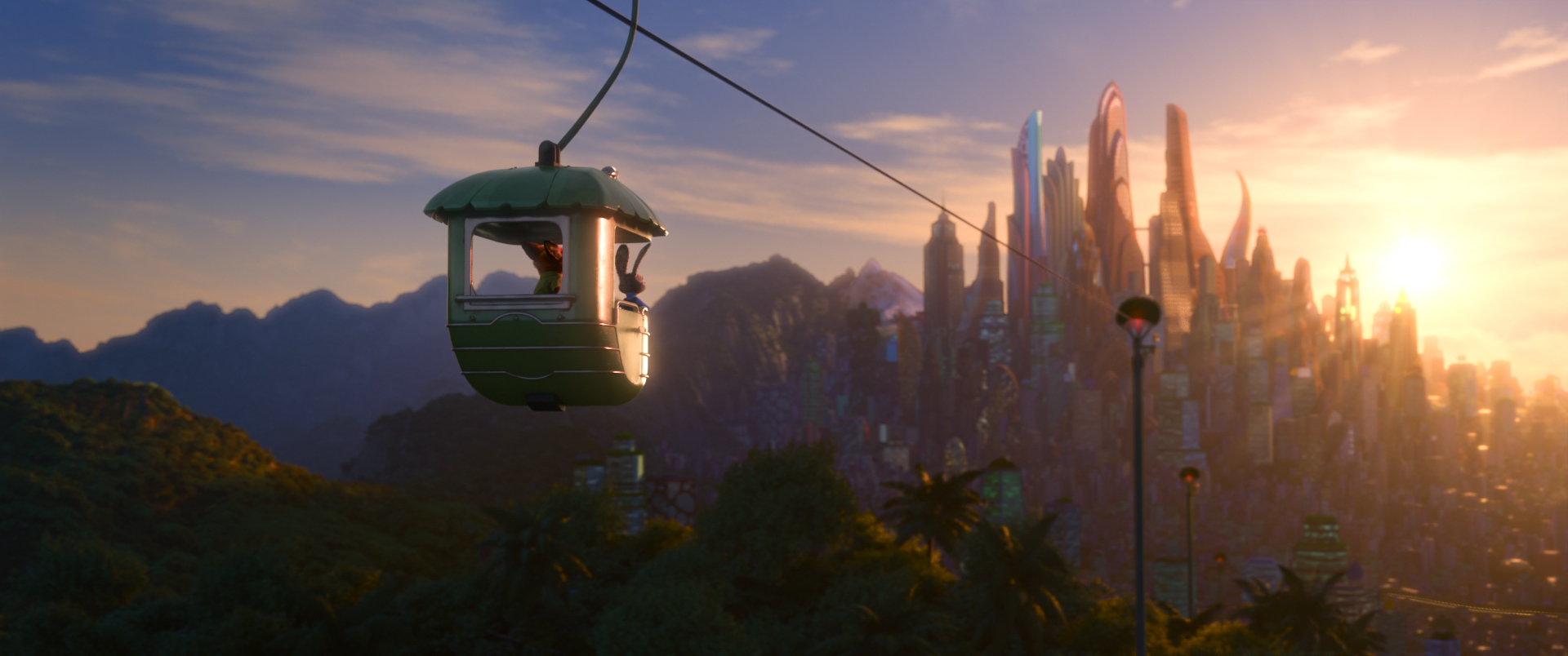 Zootopia Sneak Peek Coming to Disney Parks