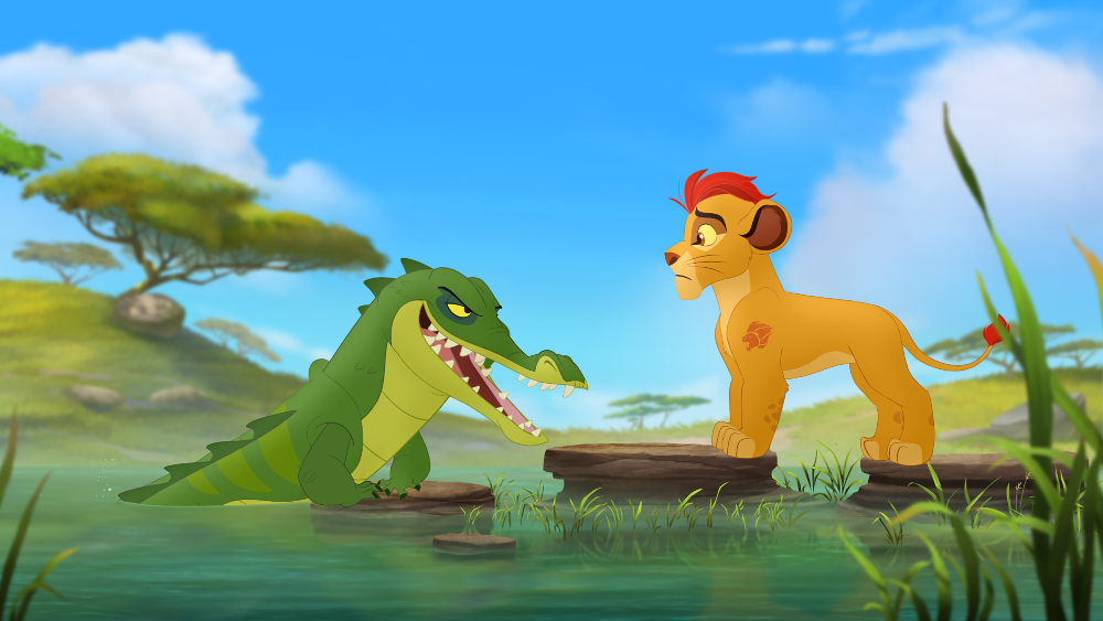 Why You Should Give The Lion Guard A Shot