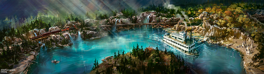 The Rivers of America: Why Disneyland's Future is More Important Than Disneyland's Past