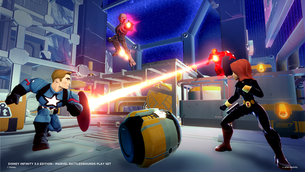 Details and Preorders Announced for Disney Infinity Marvel Battlegrounds