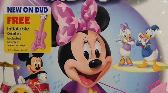 """Pop Star Minnie"" Lets Your Little One Become a Star Too"
