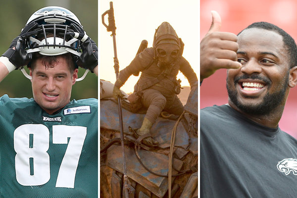 """""""What'd They Say?"""" Star Wars Editor Admits to Sneaking Football Player Names Into the Film"""
