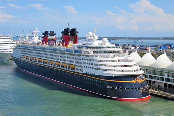 Suspected Hacker From Anonymous Arrested After Being Rescued by a Disney Cruise Ship
