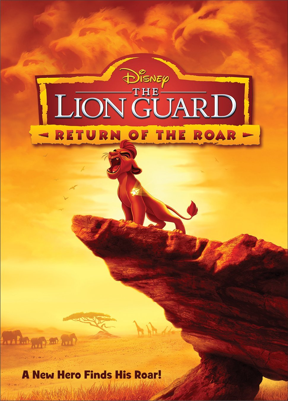 DVD Review - The Lion Guard: Return of the Roar