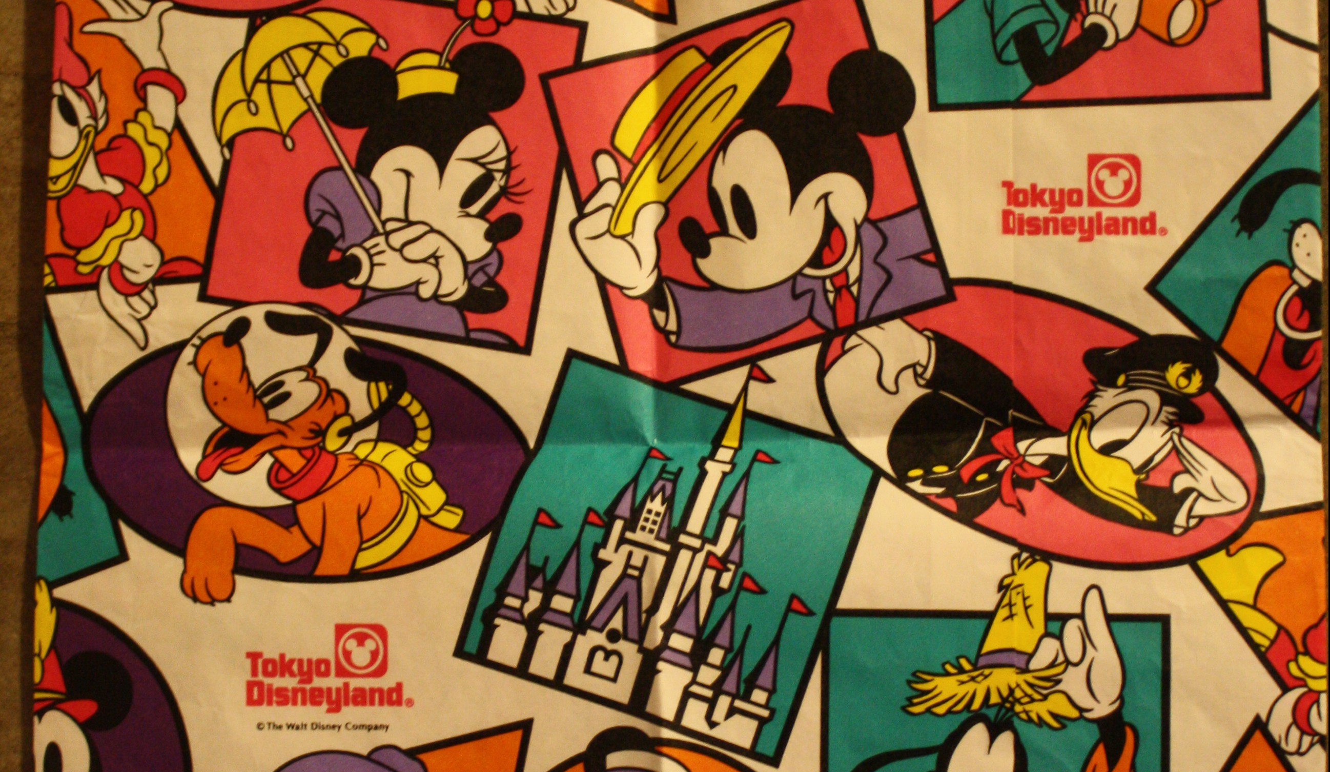 Disney Collectibles: Disney Parks Bags From Around the World