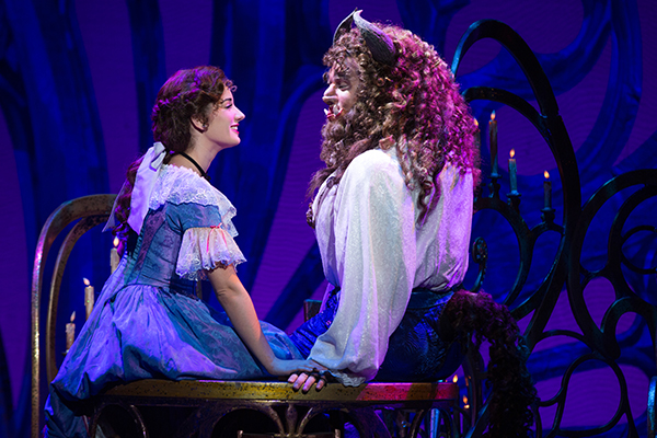 Disney's Beauty and the Beast Sets Out an Another National Tour