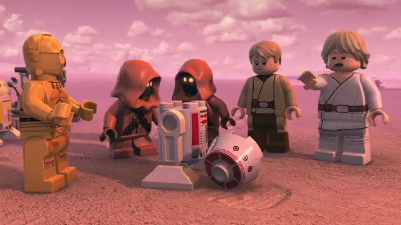 LEGO Star Wars: Droid Tales Comes to DVD