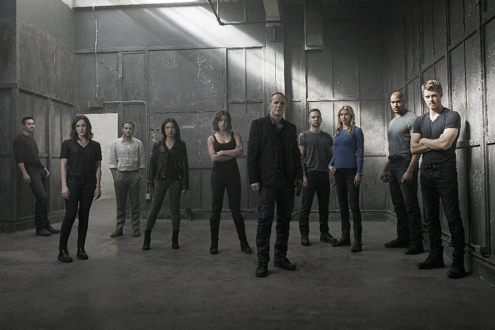 Marvel's Agents of S.H.I.E.L.D. Academy Launches on WATCH ABC