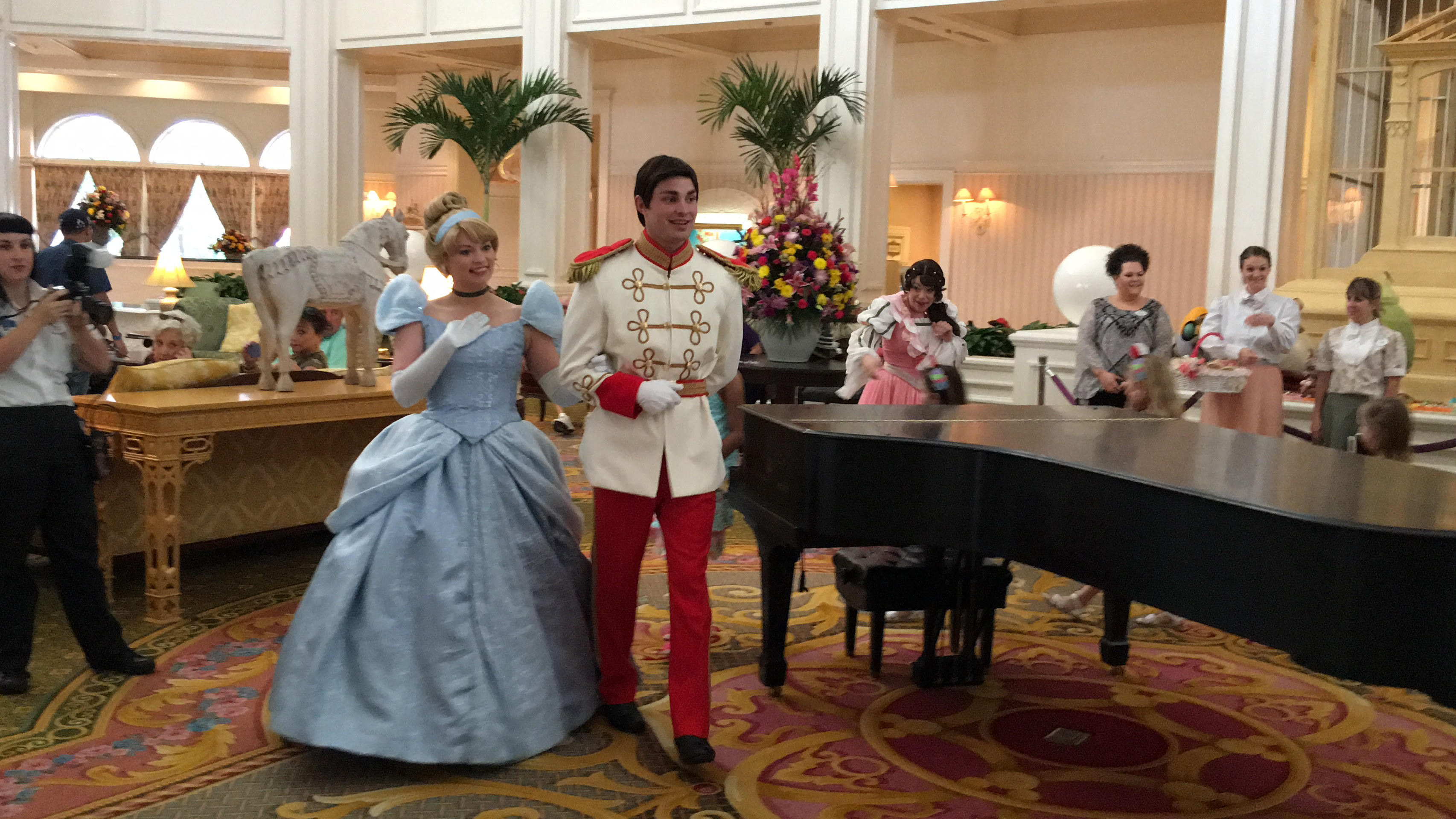 New Princess Promenade at Disney's Grand Floridian — An Event as Lovely as Its Name