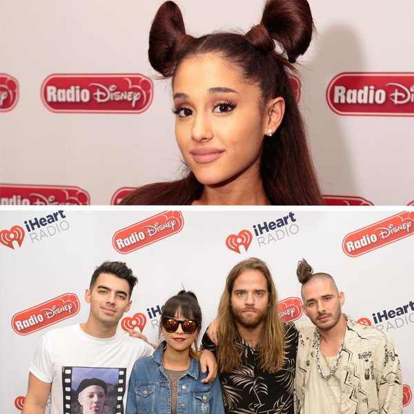 Ariana Grande and DNCE to Perform at RDMAs; Ticket Info Released