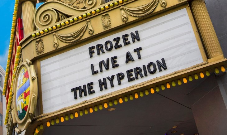 'Frozen – Live at the Hyperion' Opens May 27, 2016; New Details Announced