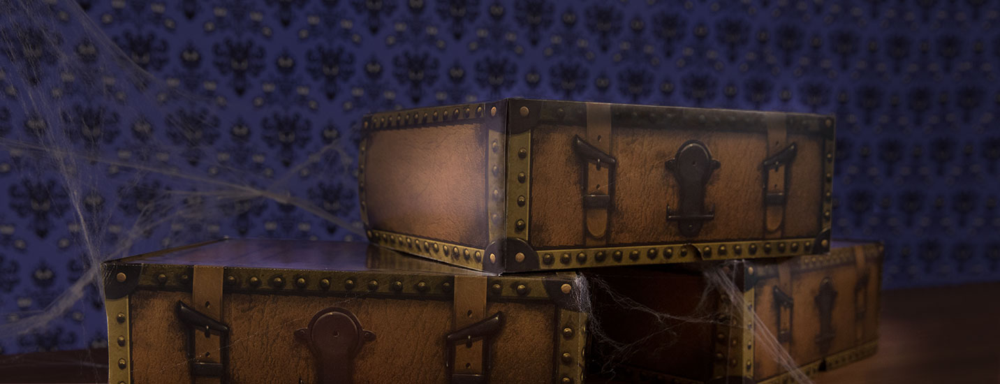 "Disney Launches ""Ghost Post"" Story Experience for Haunted Mansion Fans"