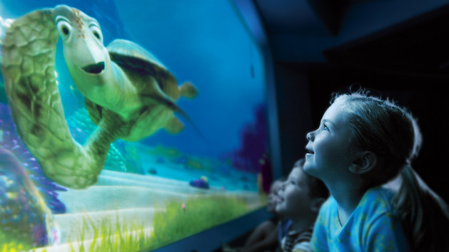 Finding Dory Enhancements Being Made to Turtle Talk