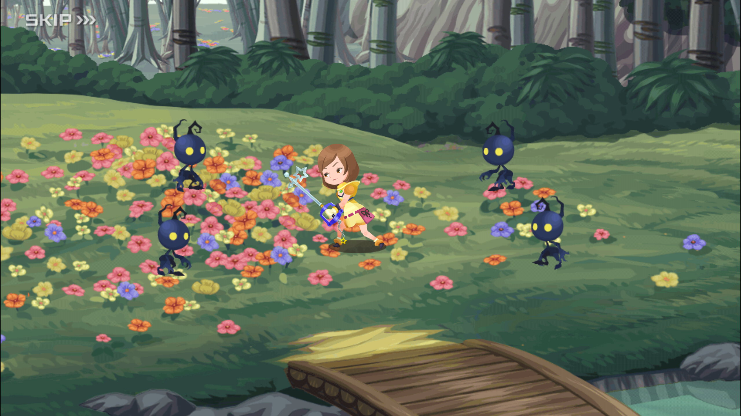 App Review: Kingdom Hearts Unchained X Delights New and Old Fans Alike