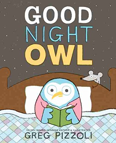 Book Review - Good Night Owl