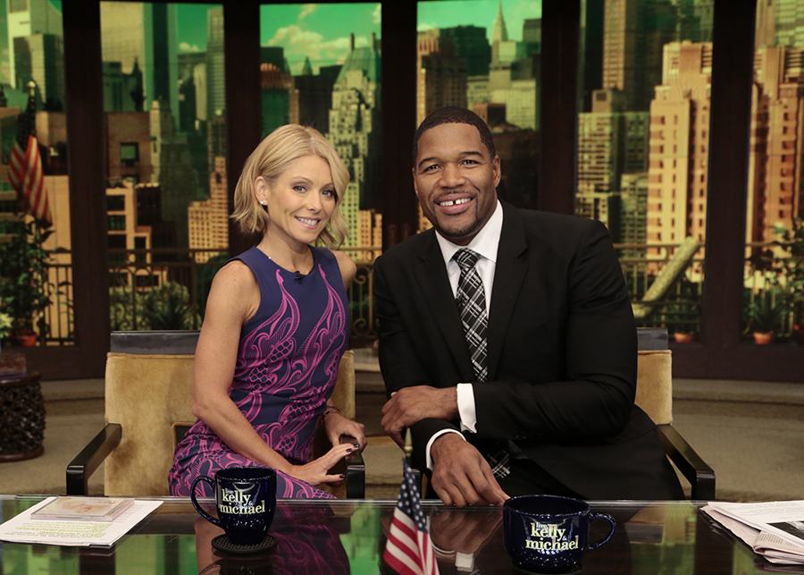 "Strahan to Exit ""Live!"" on May 13th Ahead of September ""GMA"" Move"