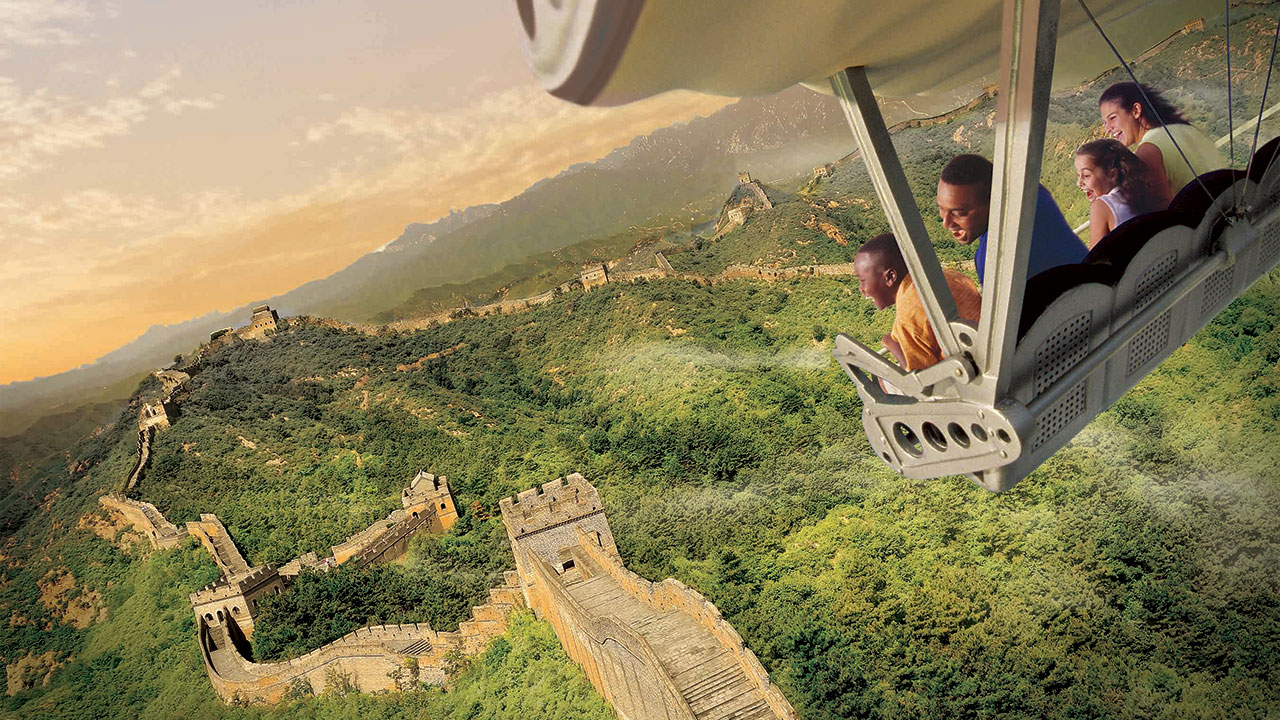 Soarin' Around the World to Open June 17