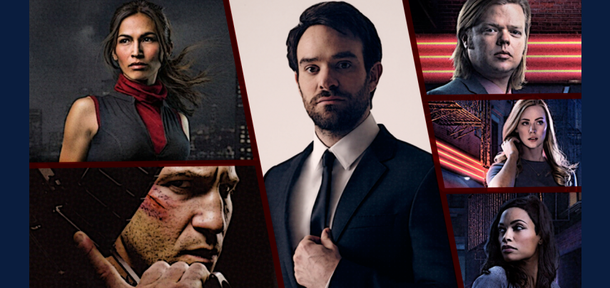 Stars of Marvel's Daredevil to Attend Wizard World Chicago