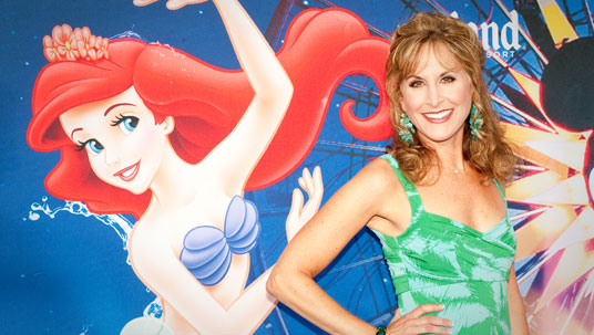 Added Performance of Little Mermaid Live in Concert to Feature Jodi Benson